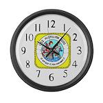 USS Mispillion (AO 105) Large Wall Clock