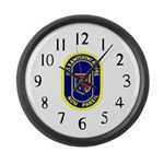 USS Kawishiwi (AO 146) Large Wall Clock