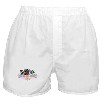 Horseland T Boxer Shorts