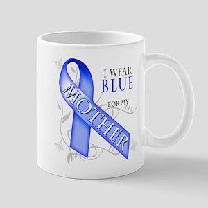 I Wear Blue for my Mother Mug