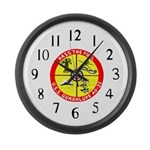 USS Guadalupe (AO 32) Large Wall Clock