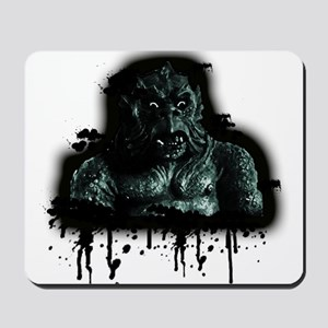 Graffiti'd Pop Culture Mousepad