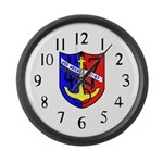 USS Neches (AO 47) Large Wall Clock