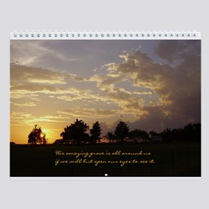 Texas Sunsets Wall Calendar