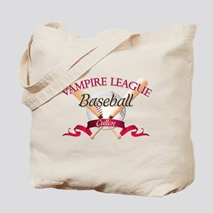 Vampire League Baseball Tote Bag