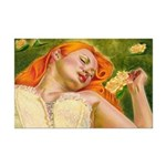 Sleeping Beauty Mini Poster Print