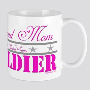 Proud Mom of a United States Mug