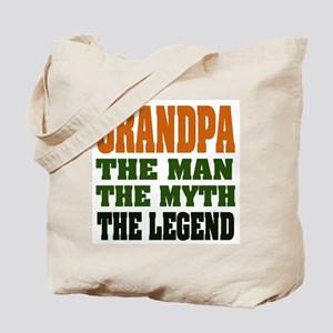 Grandpa - The Legend Tote Bag
