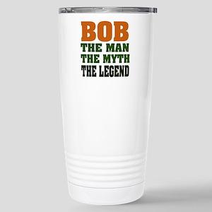 BOB - the Legend Stainless Steel Travel Mug