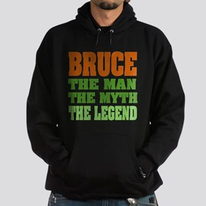 BRUCE - The Legend Hoodie (dark)
