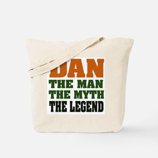 DAN - The Legend Tote Bag