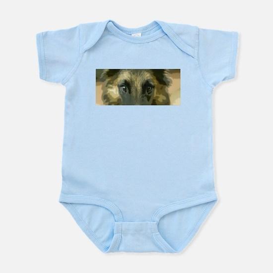 Eyes Infant Creeper