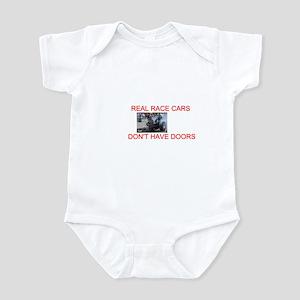 REAL RACE CARS Infant Bodysuit