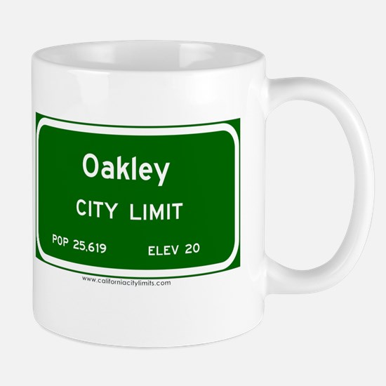 Oakley Mug