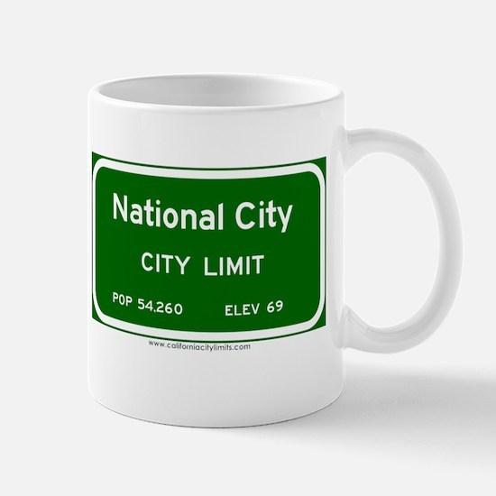 National City Mug