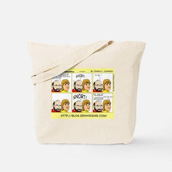 Cute Dennis Tote Bag