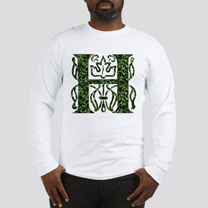 Ivy Leaf Monogram H Long Sleeve T-Shirt