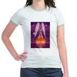 ArchAngel Michael Jr. Ringer T-Shirt