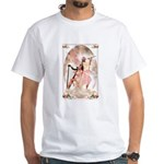 Healing Harp White T-Shirt
