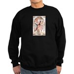Healing Harp Sweatshirt (dark)