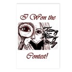 Teeny Weeny Story Contest Postcards (Package of 8)