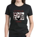 Teeny Weeny Story Contest Women's Dark T-Shirt