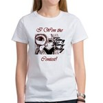 Teeny Weeny Story Contest Women's T-Shirt