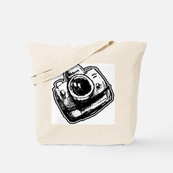 Camera Fan Tote Bag