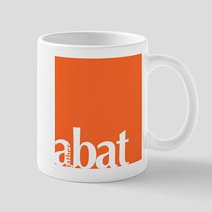 Father in Amharic: Orange Mug