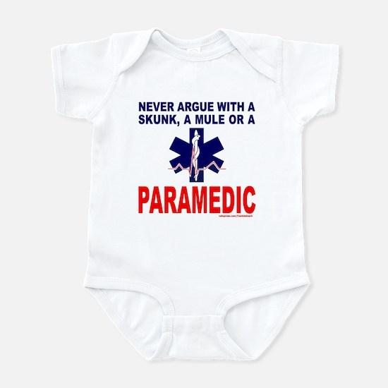 PARAMEDIC/EMT Infant Bodysuit