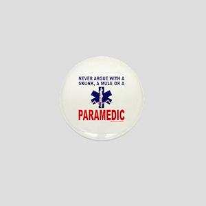 PARAMEDIC/EMT Mini Button