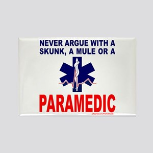 PARAMEDIC/EMT Rectangle Magnet