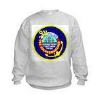 USS Caloosahatchee (AO 98) Kids Sweatshirt