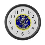 USS Caloosahatchee (AO 98) Large Wall Clock