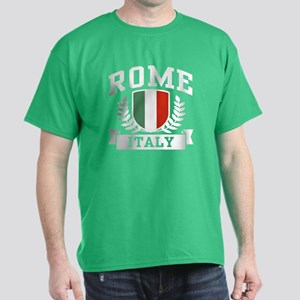 Rome Italy Dark T-Shirt