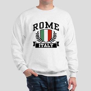 Rome Italy Sweatshirt