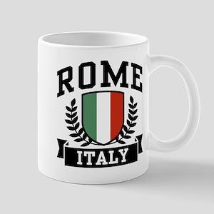 Rome Italy 11 oz Ceramic Mug
