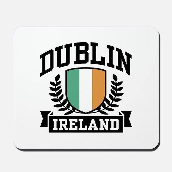 Dublin Ireland Mousepad
