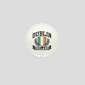 Dublin Ireland Mini Button
