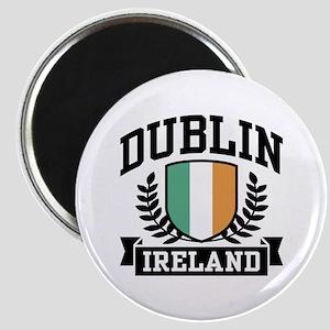 Dublin Ireland Magnet