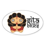 Sita + Logo Sticker
