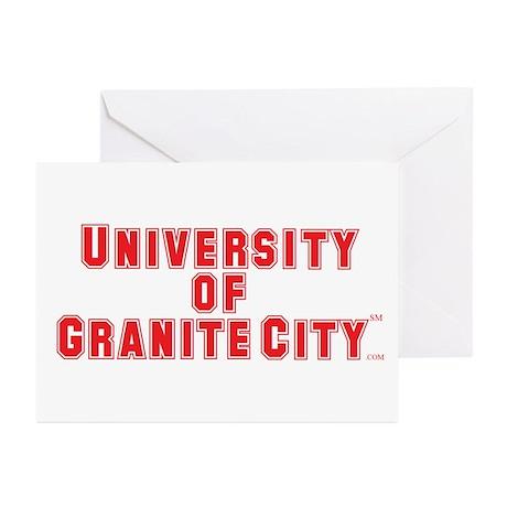U of Granite City Greeting Cards (Pk of 10)