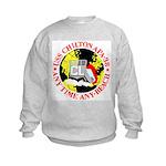 USS Chilton (APA 38) Kids Sweatshirt