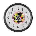 USS Chilton (APA 38) Large Wall Clock