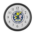 USS Benewah (APB 35) Large Wall Clock