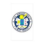 USS Benewah (APB 35) Rectangle Sticker 50 pk)