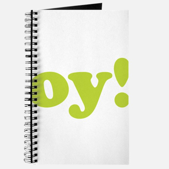 oy! Journal