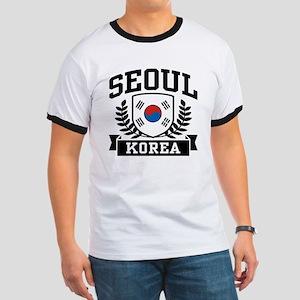 Seoul Korea Ringer T