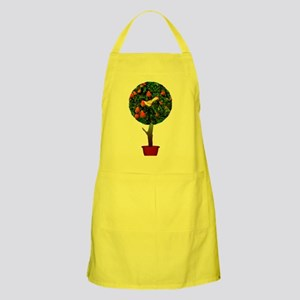 Rubber Chicken In A Pear Tree Apron
