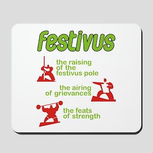 FESTIVUS™! Mousepad